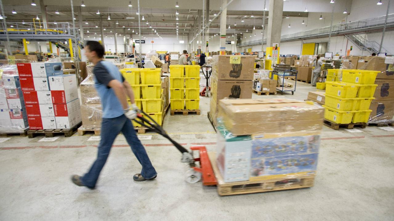(Info) Amazon VERNICHTET massenhaft NEUE Waren