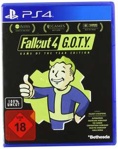 Fallout 4 - Game of the Year Edition (PlayStation 4) für 14€