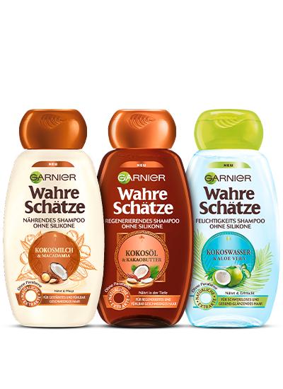 Garnier Wahre Schätze Shampoo