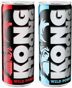 Kong Strong Energy Drinks bei (Lidl ab 14.06.)