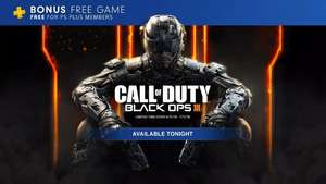 Call of Duty: Black Ops 3 [PS4] für PS+ Gratis!