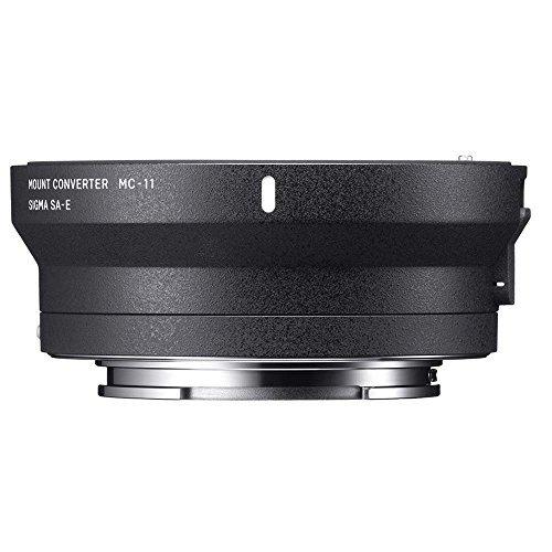 Neu bei Sony? Umgestiegen von Canon? Sigma MC-11 (Canon EF auf Sony FE Adapter) um 175€ aus USA
