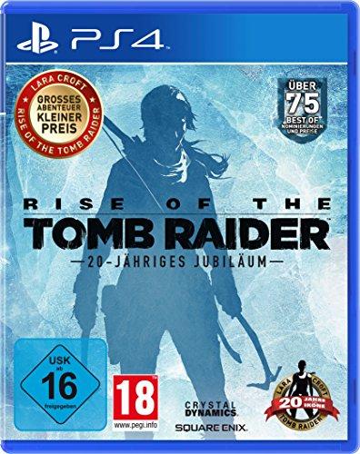 [Amazonn.de] [PS4] Rise of the Tomb Raider für €19,-