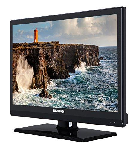 Telefunken XH20D101 51 cm (20 Zoll) Fernseher (HD Ready, Triple Tuner) [Energieklasse A+