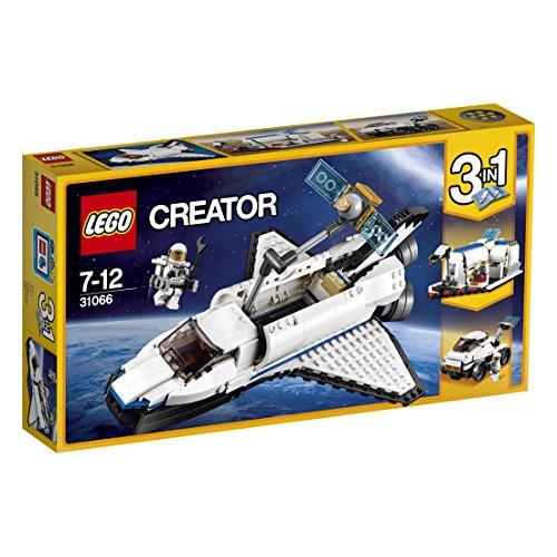 [Amazon.de] LEGO Creator Forschungs-Spaceshuttle 31066 - Bestpreis