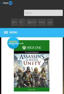 Assassins Creed Unity [XBOX ONE]