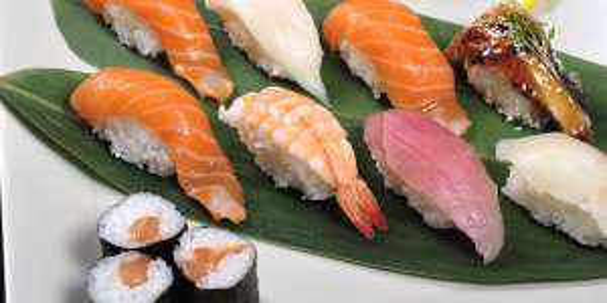 """-50% auf Sushi Mix und Gongbao Chicken (Details weiter unten) bei """"YaZu"""" in Baden"""
