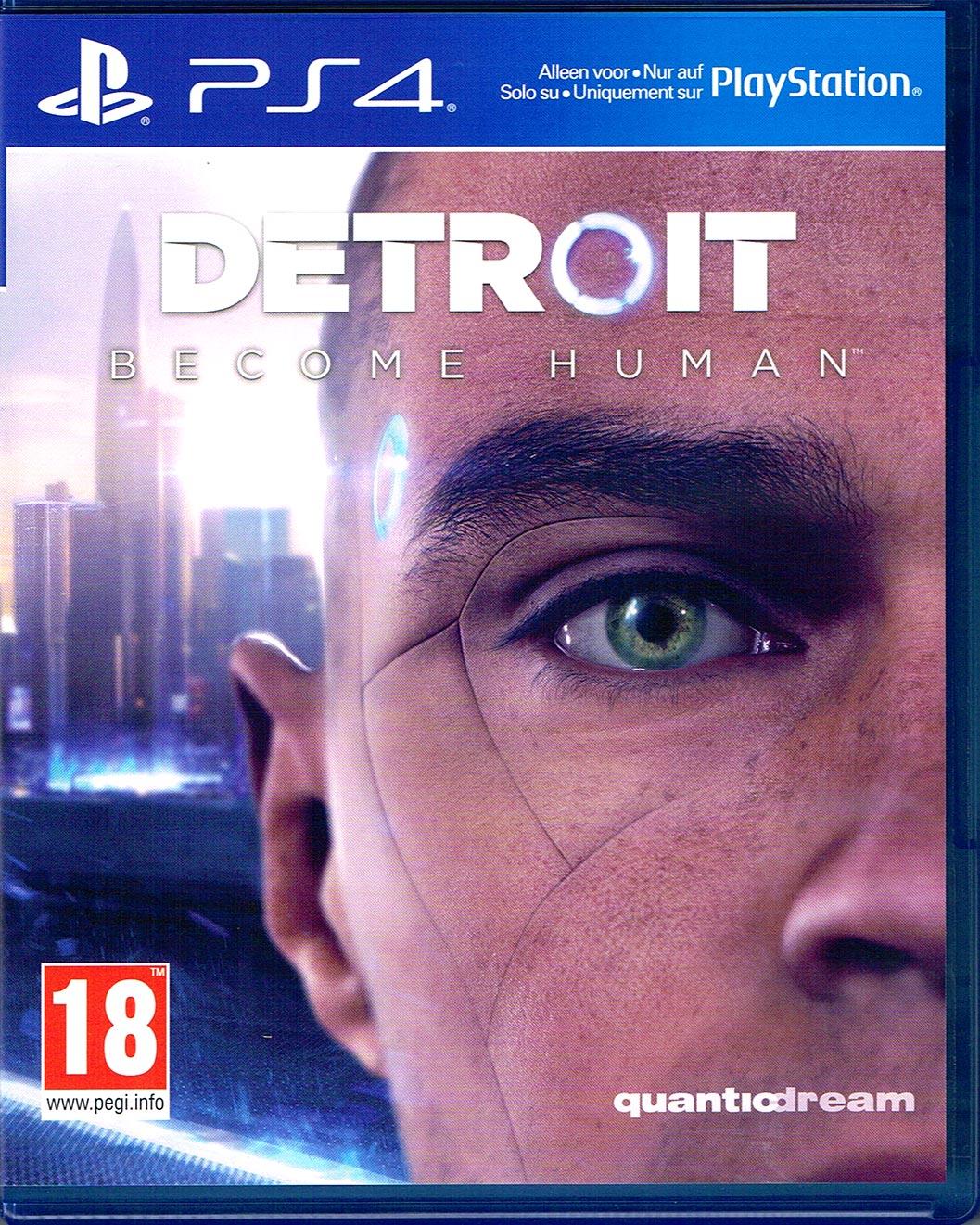 [gameware.at] [PS4] Detroit: Become Human (Import) für €49,90 inkl. VSK