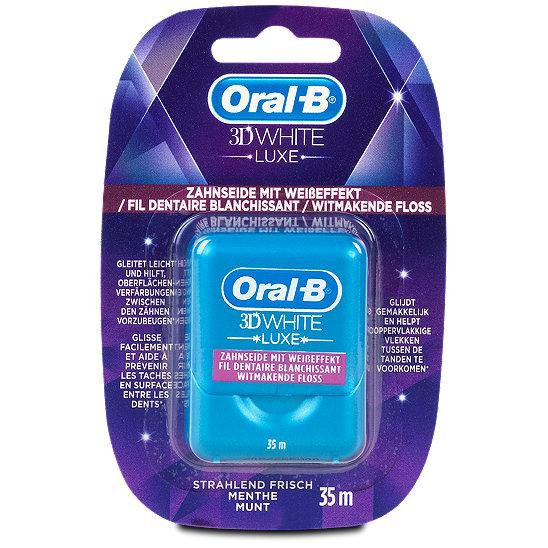 Oral-B Zahnseide 3D White Luxe