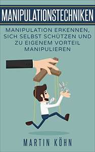 "Kostenloses Ebook! ""Manipulationstechniken"" auf Amazon Kindle"