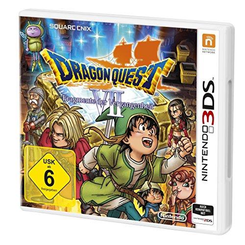 [Amazon.de] [3DS] Dragon Quest VII: Fragmente der Vergangenheit für €15,- - Bestpreis