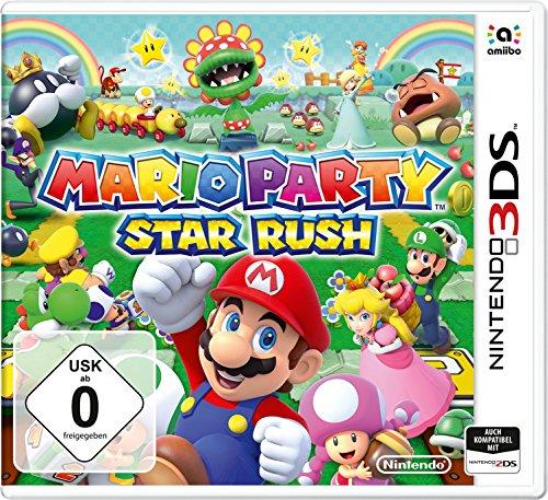 [Amazon.de] [3DS] Mario Party: Star Rush für €17,- - Bestpreis