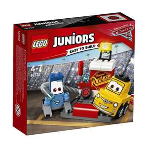 [Amazon.de] Lego Juniors 10732 - Guido und Luigis Pit Stopp