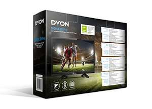 "Dyon ""Sigma 20 Pro"" 20"" HDready TV mit Tripe Tuner + DVD Player"