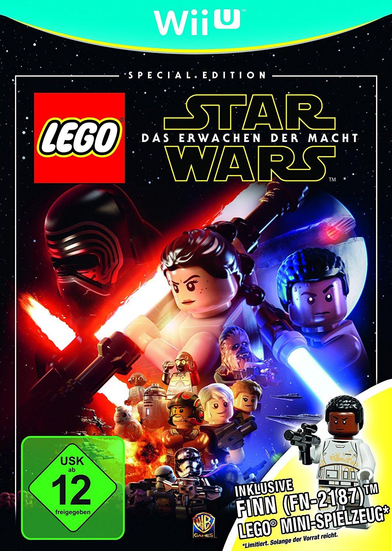 [Amazon.de] [WiiU] LEGO Star Wars: Das Erwachen der Macht - Special Edition für 12,-