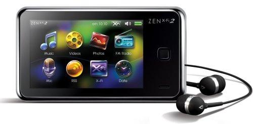 MultimediaPlayer Creative ZEN X-Fi2 Touch 32GB für 150€ *UPDATE*