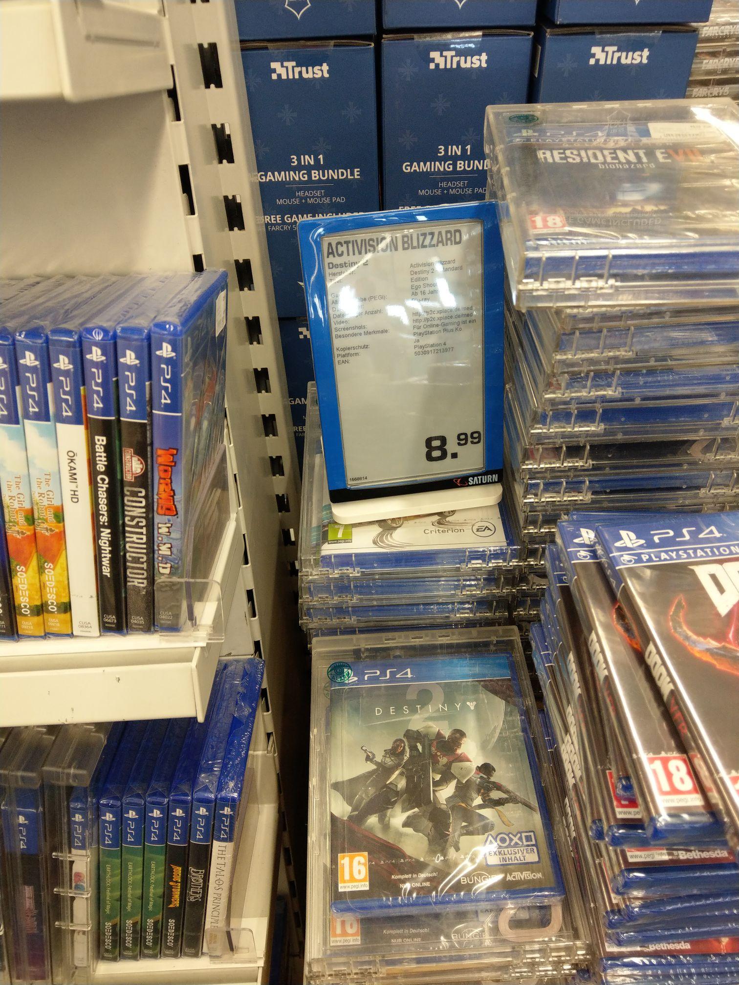 Lokal Destiny 2 PS4 beim MM Hietzing