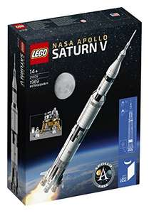 [Amazon.de] LEGO Ideas - NASA Apollo Saturn V (21309) - €102,-