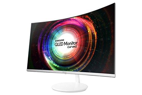 "Samsung 32"" WQHD Curved Monitor"