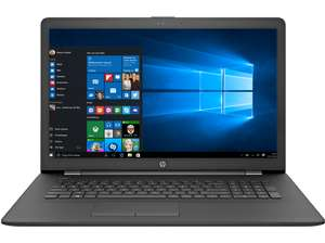 Mediamarkt.at // HP Laptop17,3 // Intel I5 // AMD Radeon 530 //1 TB HDD+128 GB SSD