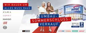 [Local Deal] Umbau-Sommerschlussverkauf im Auhof Center