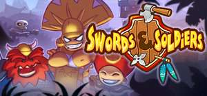 [Steam] Swords and Soldiers HD gratis