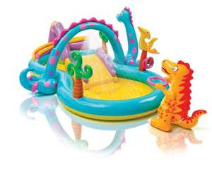 Amazon.de (Preisjäger Junior): Intex Dinoland Planschbecken um 29,84€