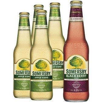 Bestpreis - Somersby Cider versch. Sorten