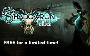 Humble Bundle - SHADOWRUN RETURNS DELUXE gratis