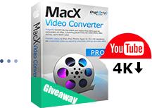 "GRATIS Key für ""MacX Video Converter Pro"""