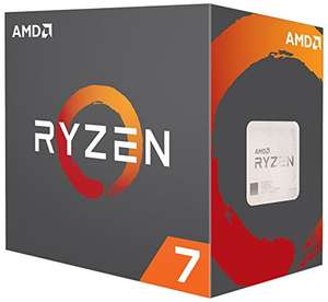 AMD Ryzen 7 1800X (8x 3.60GHz)