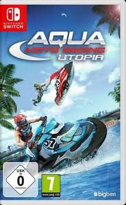(Nintendo Switch) Aqua Moto Racing Utopia - neuer Bestpreis