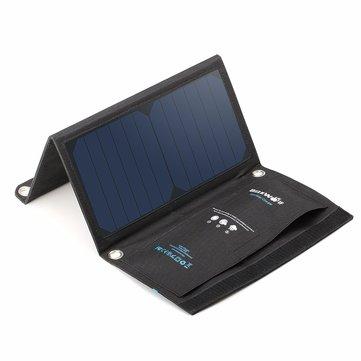 BlitzWolf Solar-Ladegerät  (2A, 15W)