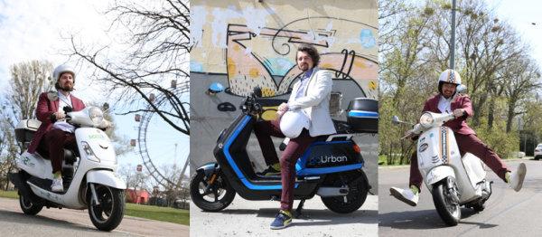 (Wien) Scooter-Sharing - alle Anbieter im Vergleich und Überblick