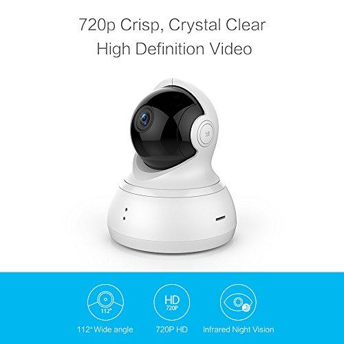 YI Dome IP Kamera 720P Überwachungskamera