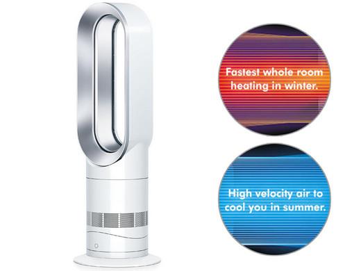 Dyson AM09 Hot+Cool Turmventilator für 265,90€
