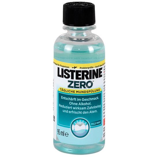 DM: Listerine Zero Mundspülung 95ml