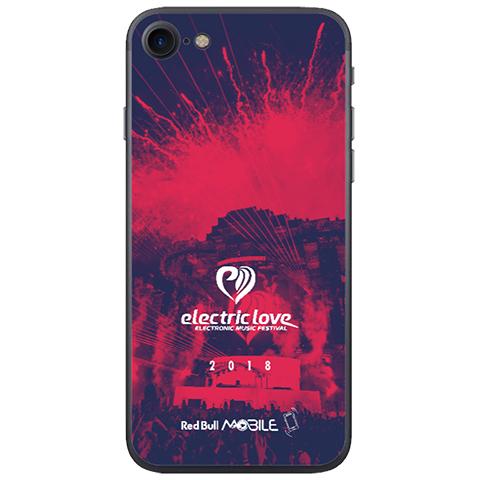 Red Bull Mobile / Electric Love Festival / Nova Rock Handy Skin kostenlos