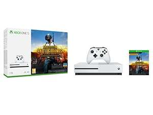 Xbox One S (1TB) + Playerunknown's Battlegrounds