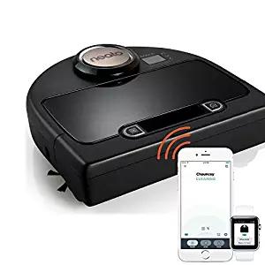Neato Botvac-Connected Staubsaugerroboter (Appsteuerung) Schwarz/Grau // WHD ab 315€