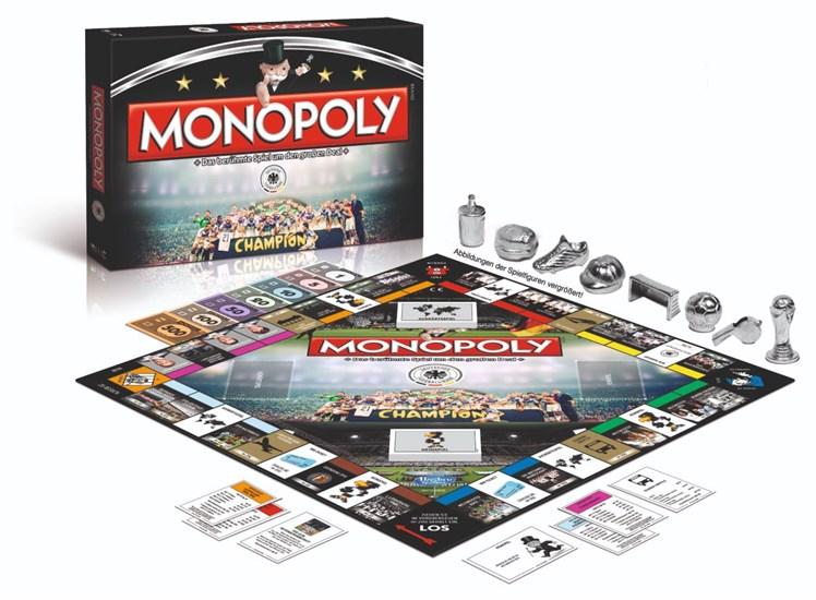 Monopoly - Die Nationalmannschaft für 5€