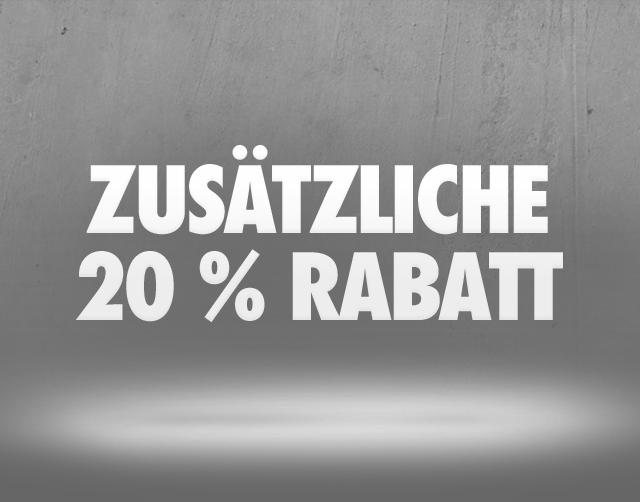 NIKE.com Online-Shop zusätzlich -20% Rabatt auf Sale-Produkte laut Liste