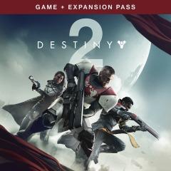 PSN: Destiny 2 - Spiel + Erweiterungspass-Paket für 24,99€