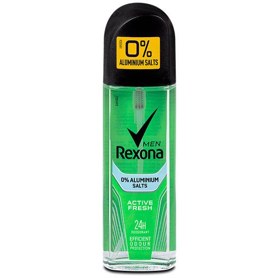 DM: Rexona Men Deodorant Active Fresh / Sport Defence / Cobalt Dry