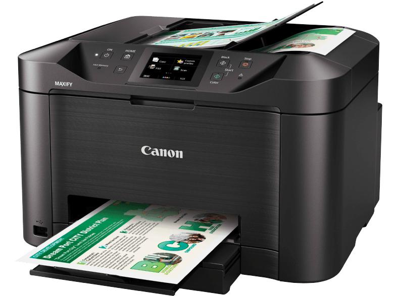 Canon MAXIFY MB5150 Multifunktionsdrucker (Tinte) für 122€