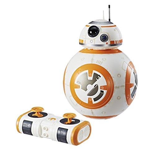 Amazon.fr: Star Wars Episode 8: Ferngesteuerter BB-8-Droide um 35,61€