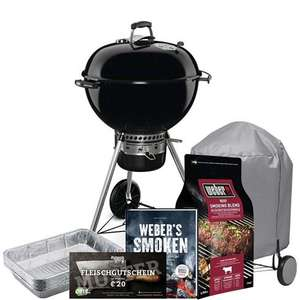 Weber Kugelgrill (57cm) Master-Touch GBS Special Edition