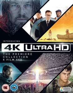 4k ultra HD - the premium collection (6x4k uhd filme collection)