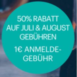 EVO Fitness Wien: 1 € Anmeldegebühr + 50% Rabatt auf Mitgliedschaft + keine Mindestlaufzeit