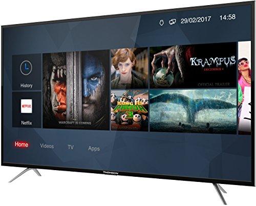 55 Zoll Ultra HD Smart TV für 389,99